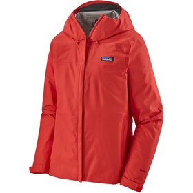 Patagonia Torrentshell 3L Giacca Donna, catalan coral